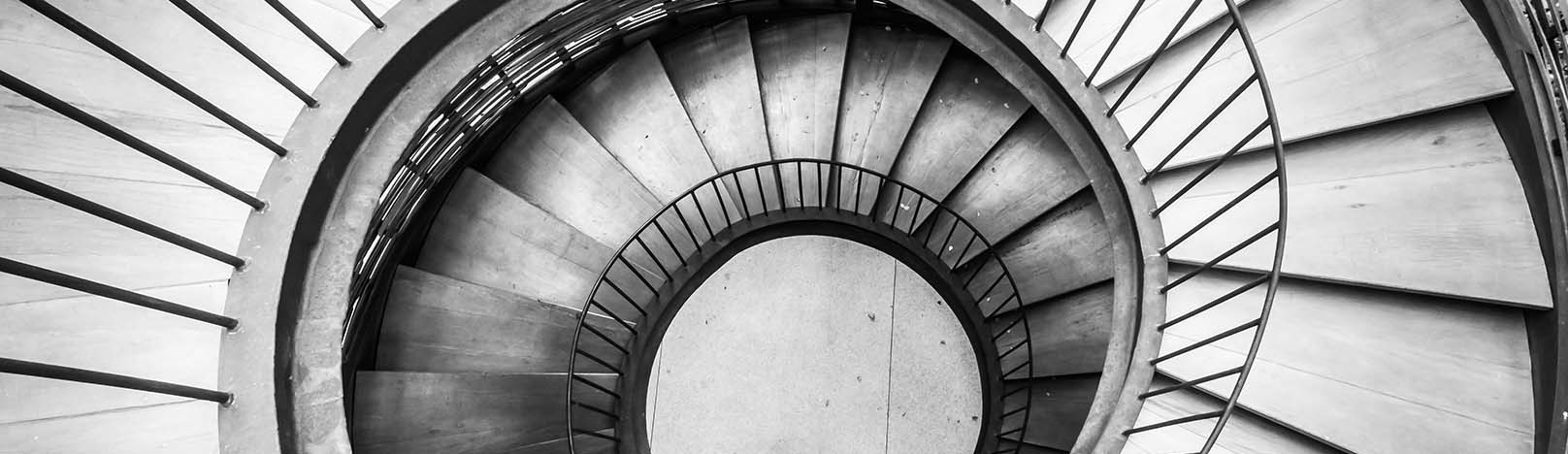 Bw staircase