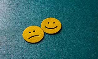 Happy unhappy faces thumbnail