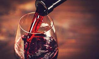 Glass of wine thumbnail