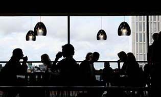 Cafe silhouettes thumbnail