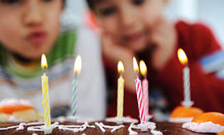 Birthday candles thumbnail