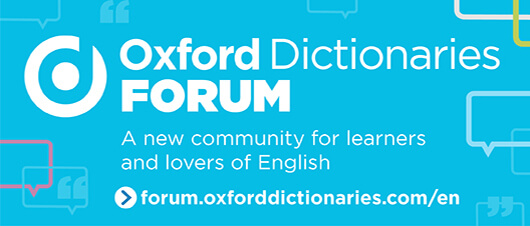 English | Oxford Dictionaries