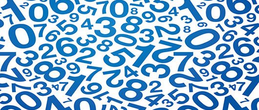 Numbers 20small